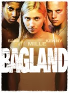 Bagland - Danish Movie Poster (xs thumbnail)