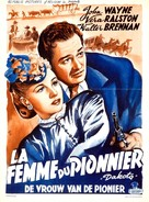 Dakota - Belgian Movie Poster (xs thumbnail)