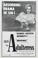 Thèrése Raquin - Movie Poster (xs thumbnail)