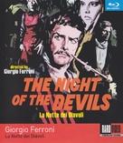 La notte dei diavoli - Blu-Ray cover (xs thumbnail)