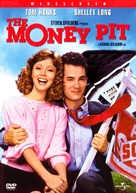 The Money Pit - DVD movie cover (xs thumbnail)