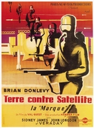 Quatermass 2 - French Movie Poster (xs thumbnail)