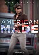 American Made - Movie Poster (xs thumbnail)