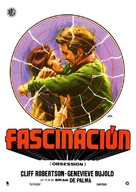 Obsession - Spanish Movie Poster (xs thumbnail)
