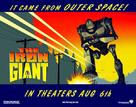 The Iron Giant - British Movie Poster (xs thumbnail)
