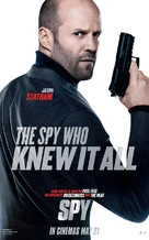 Spy - Singaporean Movie Poster (xs thumbnail)