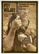 The Dogs of War - Polish Movie Poster (xs thumbnail)