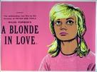 Lásky jedné plavovlásky - British Movie Poster (xs thumbnail)