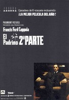 The Godfather: Part II - Spanish Movie Poster (xs thumbnail)