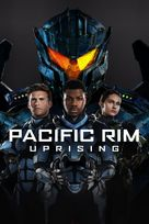Pacific Rim: Uprising - Movie Cover (xs thumbnail)