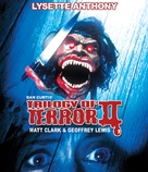Trilogy of Terror II - Blu-Ray movie cover (xs thumbnail)