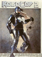 RoboCop 2 - Spanish Movie Poster (xs thumbnail)