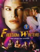 Freedom Writers - DVD cover (xs thumbnail)