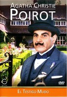"""Poirot"" Dumb Witness - Spanish poster (xs thumbnail)"