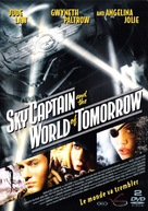 Sky Captain And The World Of Tomorrow - Belgian Movie Cover (xs thumbnail)