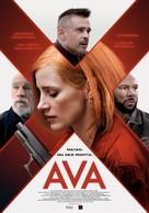 Ava - Portuguese Movie Poster (xs thumbnail)