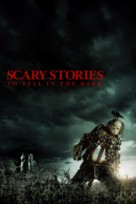 Scary Stories to Tell in the Dark - Movie Cover (xs thumbnail)