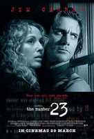 The Number 23 - Singaporean Movie Poster (xs thumbnail)