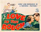 Love in the Rough - Movie Poster (xs thumbnail)