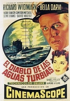 Hell and High Water - Spanish Movie Poster (xs thumbnail)