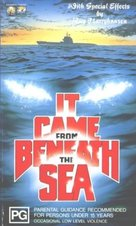It Came from Beneath the Sea - Australian Movie Cover (xs thumbnail)