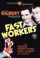 Fast Workers - DVD cover (xs thumbnail)