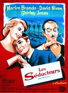 Bedtime Story - French Movie Poster (xs thumbnail)