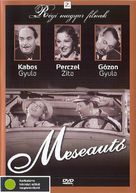 Meseautó - Hungarian Movie Cover (xs thumbnail)