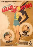 Calais-Douvres - French Movie Poster (xs thumbnail)