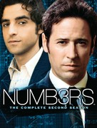 """Numb3rs"" - DVD movie cover (xs thumbnail)"