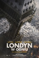 London Has Fallen - Polish Movie Poster (xs thumbnail)