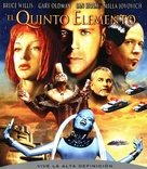 The Fifth Element - Spanish Blu-Ray cover (xs thumbnail)