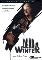 Dead of Winter - German DVD cover (xs thumbnail)