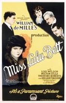Miss Lulu Bett - Movie Poster (xs thumbnail)