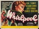 Whirlpool - British Movie Poster (xs thumbnail)