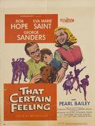 That Certain Feeling - Movie Poster (xs thumbnail)
