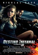Drive Angry - Portuguese Movie Poster (xs thumbnail)