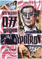 Agente Logan - missione Ypotron - German Movie Poster (xs thumbnail)