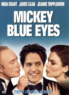 Mickey Blue Eyes - DVD cover (xs thumbnail)