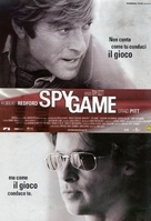Spy Game - Italian Movie Poster (xs thumbnail)