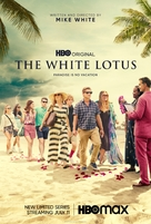 The White Lotus - Movie Poster (xs thumbnail)
