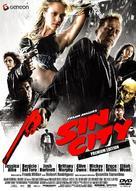 Sin City - Japanese DVD cover (xs thumbnail)