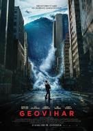 Geostorm - Slovenian Movie Poster (xs thumbnail)