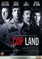 Cop Land - Danish DVD cover (xs thumbnail)