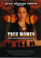 True Women - German Movie Poster (xs thumbnail)