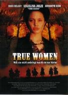 True Women - German Movie Poster (xs thumbnail)