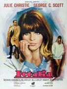 Petulia - French Movie Poster (xs thumbnail)
