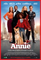 Annie - Romanian Movie Poster (xs thumbnail)