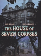 The House of Seven Corpses - DVD cover (xs thumbnail)