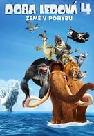 Ice Age: Continental Drift - Czech Movie Poster (xs thumbnail)